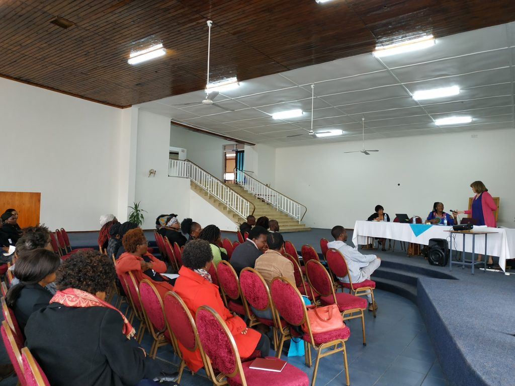 Women's Ministry Workshop : Developing Secure Attachments